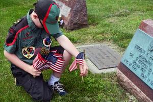 honor veteran