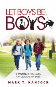 Trail Life USA Let Boys Be Boys Book Cover