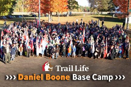 Daniel Boone Base Camp Image